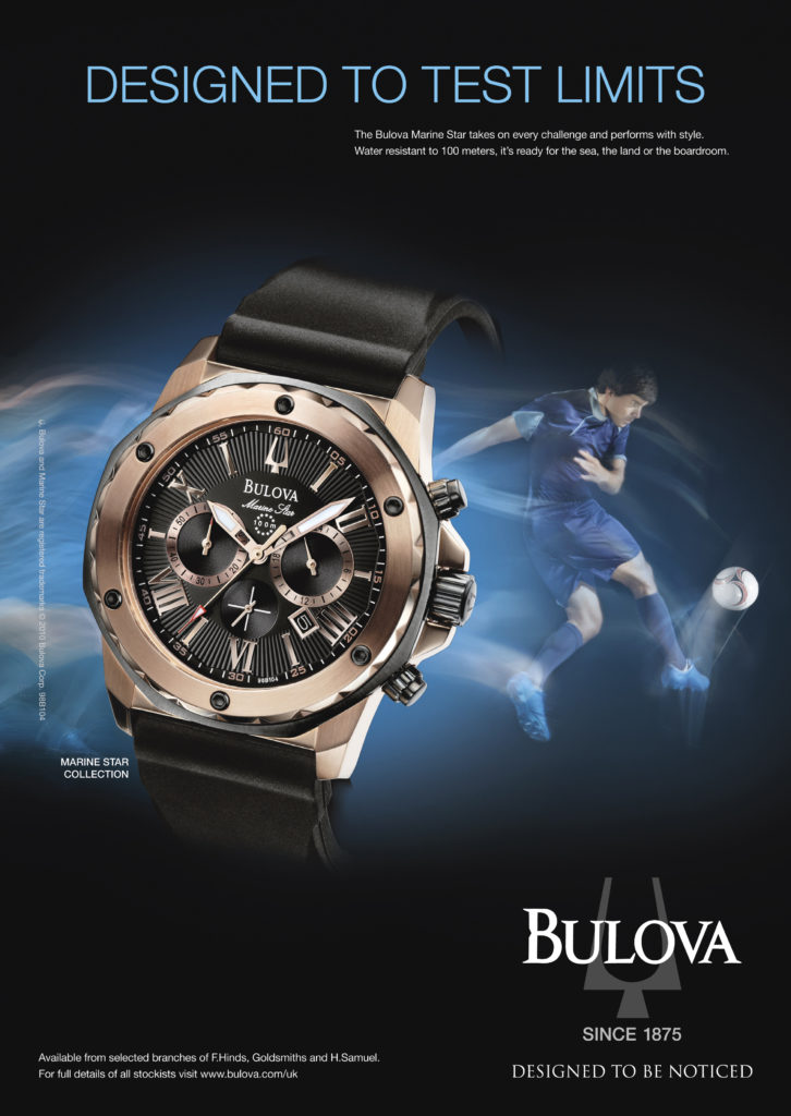Bulova designed to test limits