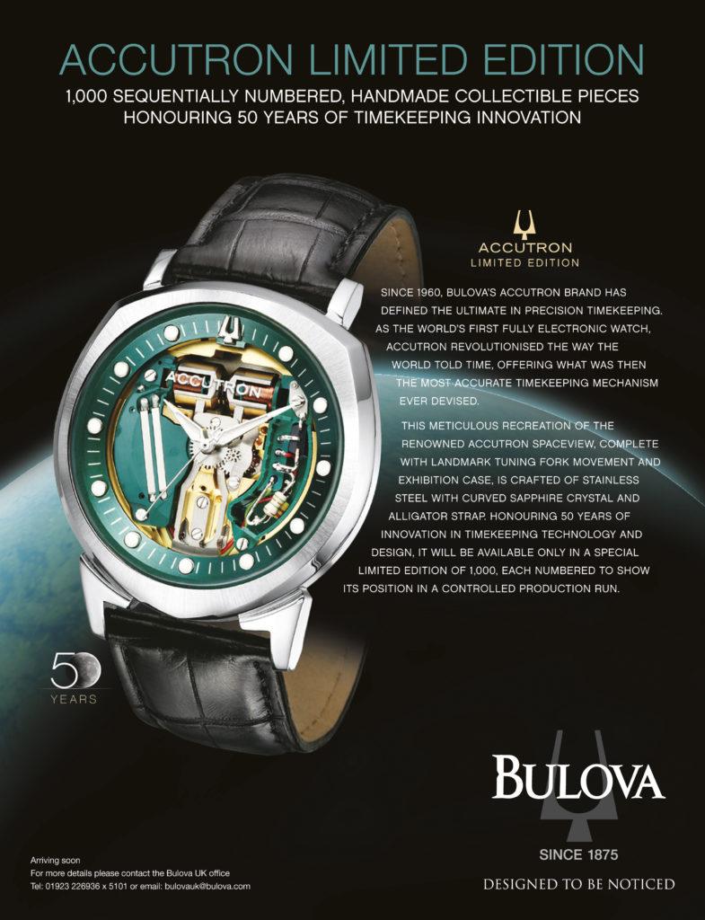 Bulova Limited edition